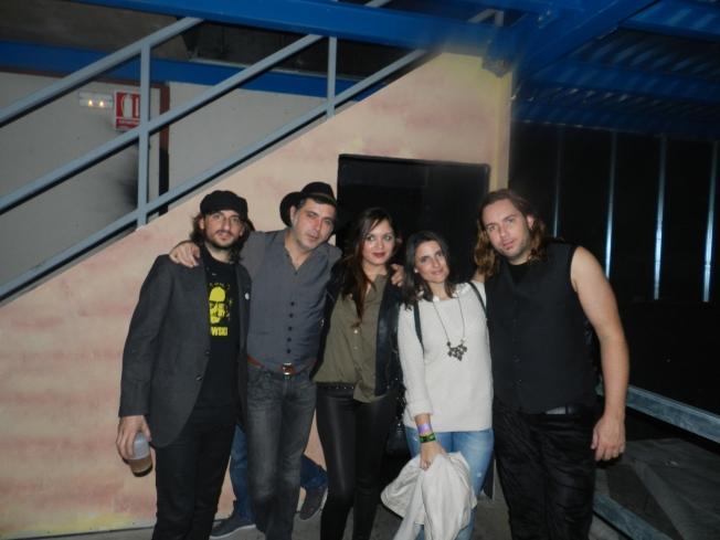 RnG con la banda