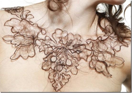 Collar de Kerry Howley. Imagen extraída de la web: http://tejiendoelmundo.wordpress.com