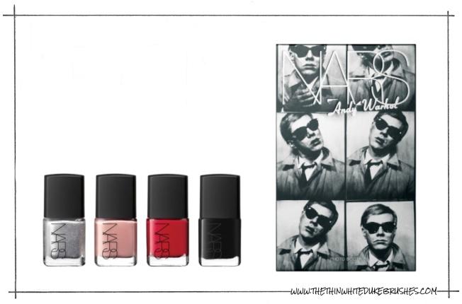 10 NARS Collor Collection Warhol Foto Both