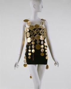 Colaboración con el diseñador Giorgio di Sant Ángelo. Metropolitan Museum of Art. Nueva York.
